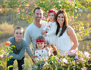 jeff&family